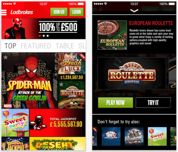 promo code for ladbrokes casino