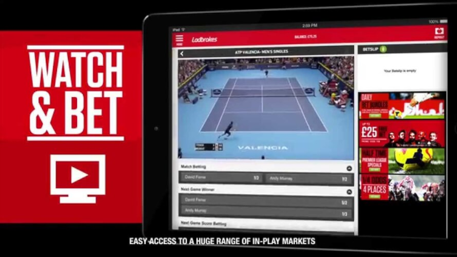 ladbrokes streaming watch and bet