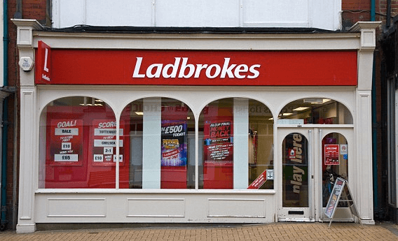 Ladbrokes betting shops: locations and services
