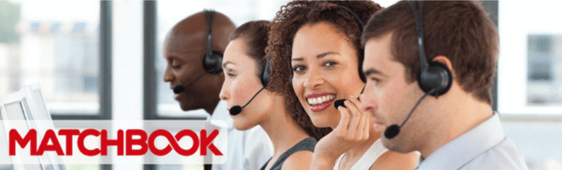 Matchbook customer service