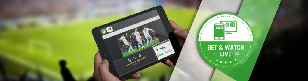 Unibet live streaming