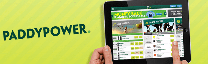 Paddy Power Streaming