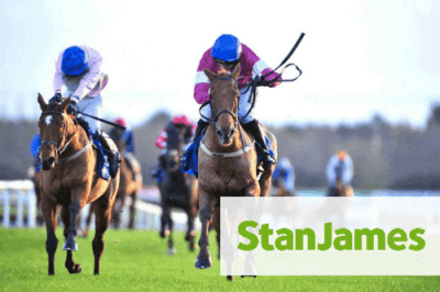 Stan James Promo Code 2019: Get Sports Bonus Up to £10 and More