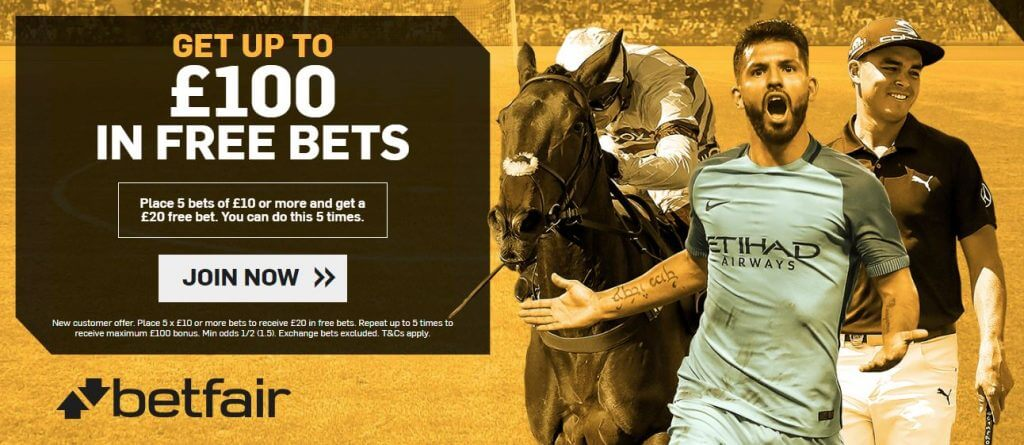 How to claim and use the Betfair promo code