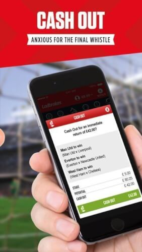 mobile version Ladbrokes
