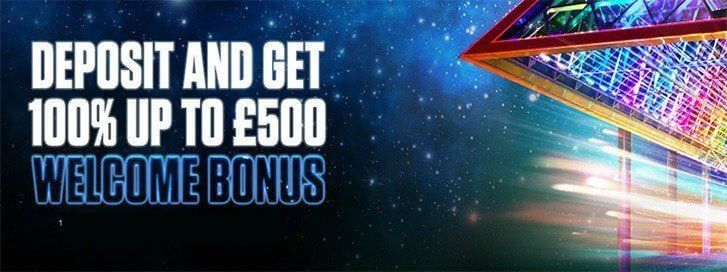 casino welcome bonus Ladbrokes