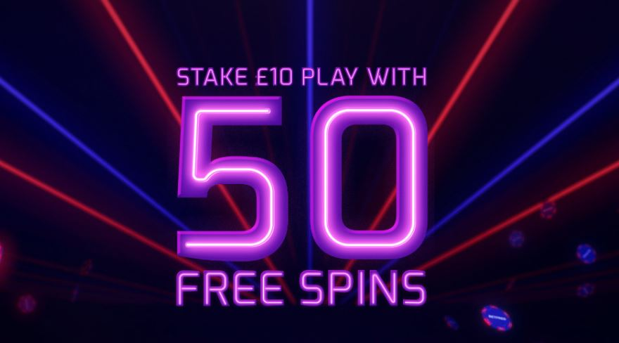 How to use the Betfred Casino Promo Code and claim the bonus