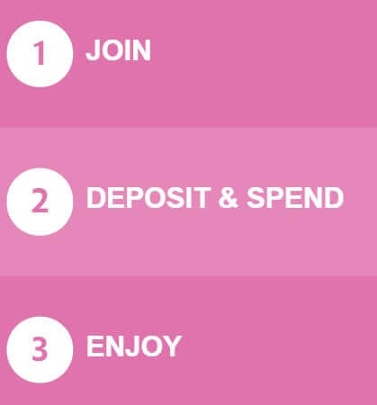 Steps to claim the welcome offer for paddy power bingo with the promo code